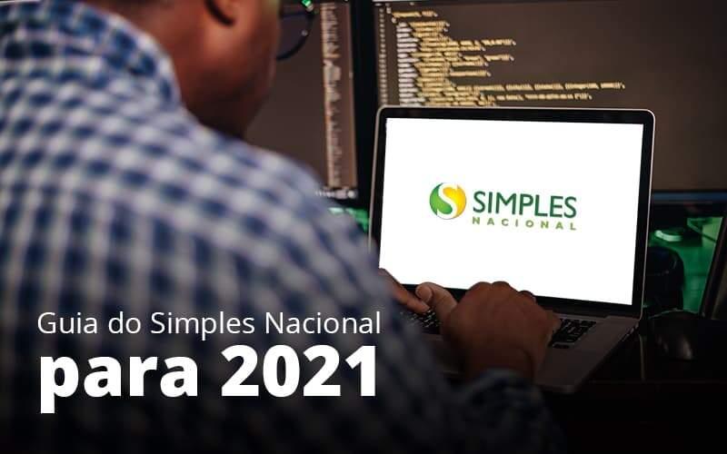 Guia Do Simples Nacional Para 2021 Post 1 Organização Contábil Lawini - PV Assessoria Contábil | Contabilidade no Rio de Janeiro